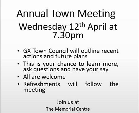 Image for Gerrards Cross Annual Town Meeting 2017