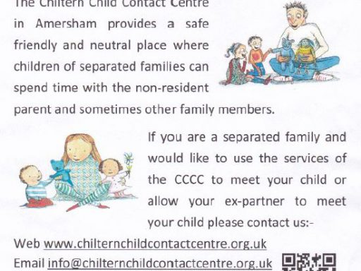 Image for Chiltern Child Contact Centre – can you help to spread the word?