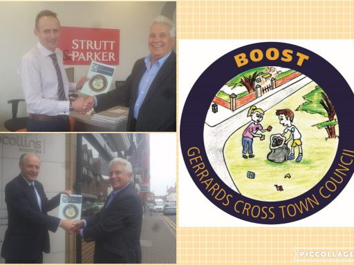 Image for GX Boost Awards for BP Collins and Strutt & Parker
