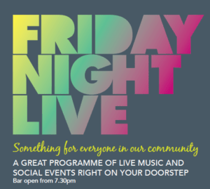 Image for Friday Night Live, with DNR – Friday 7th February