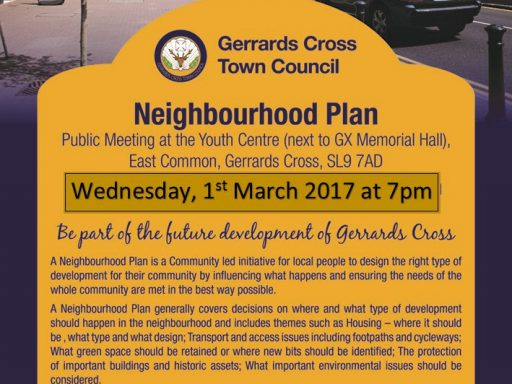 Image for Neighbourhood Plan meeting – next steps