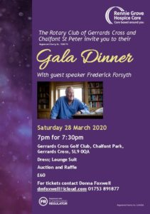 Image for Rennie Grove Hospice Care – GALA DINNER